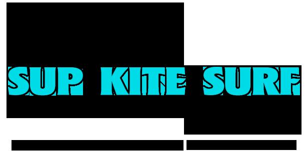 SUP KITE SURF