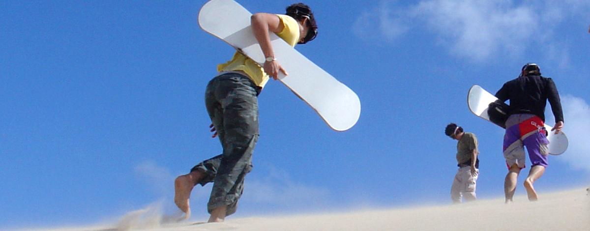 Board Hire - Ocean Culture Sandboards